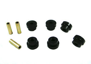 Whiteline W11077 Steering Rack And Pinion Mount Bushing fits Daimler Coupe Do...