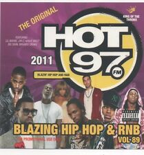 Hot 97 2005 Blazin Hip Hop and R&B vol.89 CD Kanye West , Jay-Z , Drake, Future