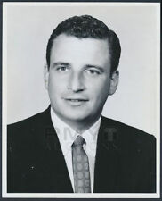 1964 Art Modell, Youthful President of the Cleveland Browns Vintage Photo