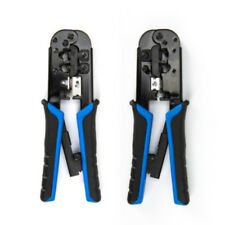 Network Tester Cable Crimper Stripper RJ45 RJ11 RJ22 4P2C/4P4C Connectors Tool