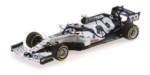 Minichamps 1:43 417200810 2020 F1 Scuderia Alpha Tauri 1st. Italy GP (P. Gasly)