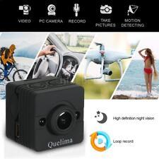 New Quelima SQ12 Mini Camera Night Vision Dash Cam 155° Full HD 1080P DVR D7H5