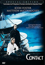 Contact (DVD, 1997, Special Edition)