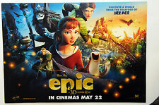 EPIC A3 MOVIE POSTER - BRAND NEW ORIGINAL POSTER - THE LEAF MEN M.K QUEEN TARA