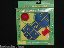 Eden Madeline Accessories Hopscotch Hula Hoop Ball Jump Rope 1999
