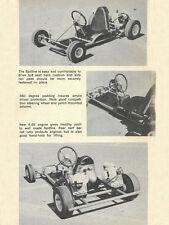Vintage 1960 Homelite Spitfire Go-Kart Test Report