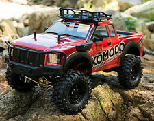 RC Truck Body Shell 1/10 KOMODO Pick Up ROCK CRAWLER Body Shell *clear*  -NEW-