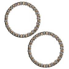 """(PAIR) 1 1/8"""" Inch BIKE Headset Bearing Cages A-Head 5/32 Cage Repair Service"""