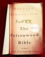 P. S.: The Poisonwood Bible by Barbara Kingsolver (2005, Paperback) - FAST SHIP
