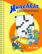 Munchkin Crosswords, Naish, Pete, Good Book