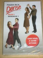 DVD / PASSION DE LA DANSE / VALSE 2 / MERENGUE 1 / NEUF SOUS CELLO