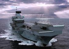 HMS Queen Elizabeth-Edición Limitada Arte (25)