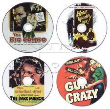 Film-Noir Crime Movie DVD Collection: The Big Combo, Please Murder Me, Gun Cr...