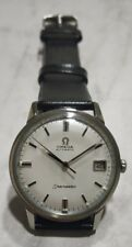 Vintage Omega Seamaster Auto. Cal. 565 Calendar Stainless Steel Men's Watch