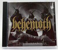 Live Barbarossa - Behemoth | CD