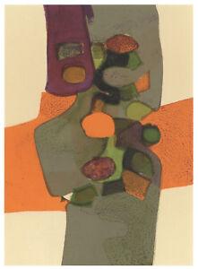 Andre Minaux original lithograph 6630810