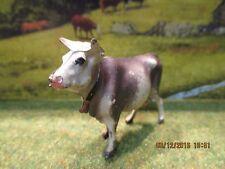 Animaux de la ferme veaux vaches en plomb creux de la marque BF ou Quiralu