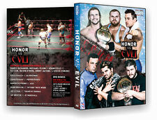 Official ROH Ring of Honor - Honor vs Evil 2013 Event DVD