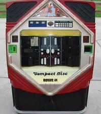 ROWE AMI CD-100E Jukebox ~ Excellent Cond ~ MANCAVE, GAME ROOM OR HOME BAR