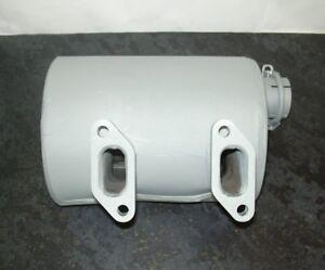 04191473 GENUINE DEUTZ EXHAUST SILENCER FOR 1011 2011 2 CYLINDER ENGINES + GSKTS