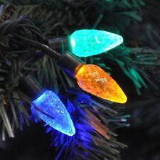 Décorations lumineuses de Noël intérieurs noël pour la maison avec 51-100 lumières