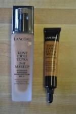 Lancome Teint Idole Ultra 24H Long Wear Liquid Foundation 450 Suede + Concealer