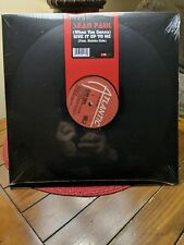 Sean Paul Give It Up To Me / Never Gonna Be The Same vinyl Sealed 2006 US Mint