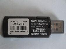 Verizon Wireless USB760 3G Qualcomm CDMA USB Mobile Broadband Aircard Modem 760