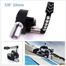 "7/8"" 22mm CNC Throttle Speed Control Knob Thumb Lever Bar fit for Honda Kawasaki"