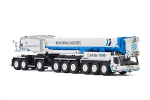 WSI 51-2059 - Liebherr LTM 1750-9.1 9-axle Mobile Hydraulic Crane Bok Seng 1:50