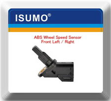 1 ABS Wheel Speed Sensor Front L / R  Fits:Mazda 3 2004-2016 Mazda 5 2006-2014
