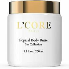 L'Core Paris Tropical Body Butter with Rich Cocoa Seed Extract - Moisturizing