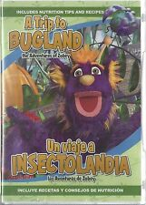 Trip to Bugland Adventures of Zobey DVD English and Spanish Un Viaje a Insectola