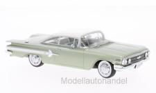 Chevrolet Impala Sport Coupe 1960 met.hellgrün 1:43 Neo Scale Models 46919 *NEW*
