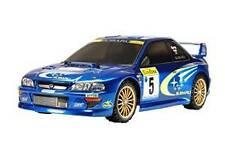 RC Subaru Impreza TT-02 Monte-Carlo 99 4WD Shaf TAMC5831 Tamiya