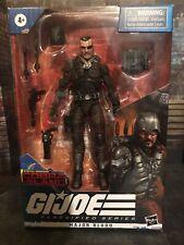 Hasbro GI Joe Classified Series Cobra Island Major Bluud Target Exclusive