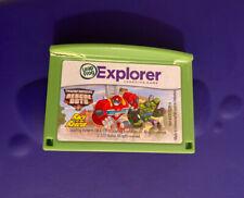 LeapFrog Leapster Explorer LeapPad TRANSFORMERS: RESCUE BOTS Game Cartridge