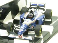 Minichamps 430 950005 Williams FW 17 Renault D Hill 1 43 Scale Boxed