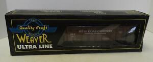 Weaver Ultra Line Lytle Coal Company PRR2002 Car