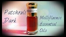 Organic Patchouli (Dark) Essential Oil - Pure Natural Perfume Ingredients. 3ml