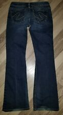 SILVER JEANS TUESDAY  BOOTCUT DESIGNER JEANS WOMENS SIZE 27