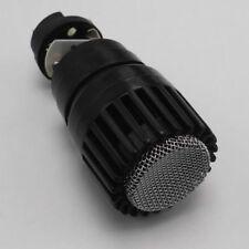 Cartucho de micrófono de reemplazo para Shure SM56/SM57 pieza de reparación