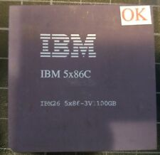 5X86-3V3100GB  IBM GOLD VINTAGE COLLECTIBLE RARE