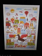 2017 Kentucky Derby Festival Poster Art Pin