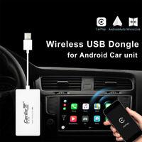 Wireless Bluetooth USB Dongle For IOS Android Car Auto Navigator Phone Carplay
