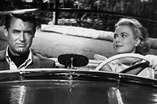 Grace Kelly Cary Grant To Catch a Thief 11x17 Mini Poster Sunbeam Alpine car