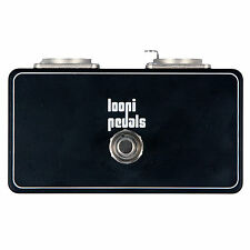 """Microphone """"Cough"""" Monentary Mute Pedal Switch - Loopi Pedals"""