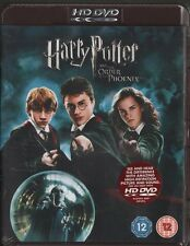 HARRY POTTER & THE ORDER OF THE PHOENIX HD-DVD Hogwarts Daniel Radcliffe NEW