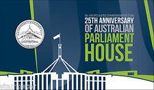 2013 20c Unc Coin – 25th Anniversary of Australian Parliament House