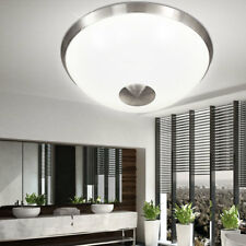 Led Ceiling Lamp Bathroom Room Lighting Silver Spotlight White Wofi